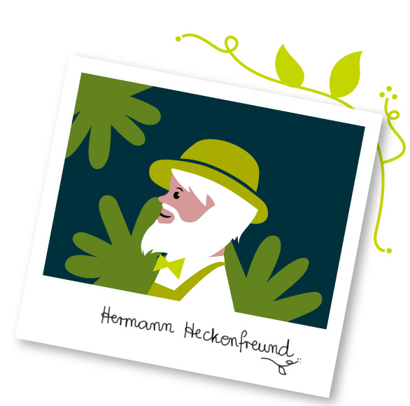 Hermann Heckenfreund MAIDURA